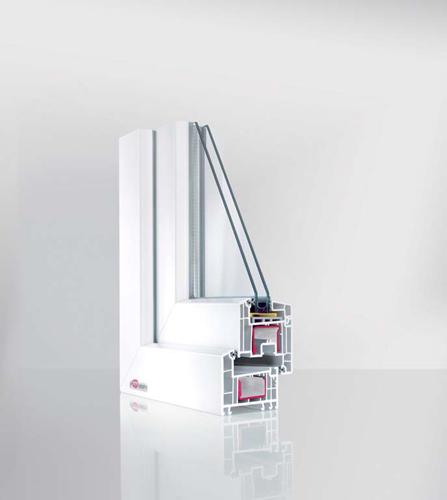 Fensterbau mit hefa fenstersysteme qualit t nach ma - Fenster uw wert ...