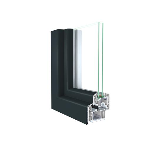 Fensterbau mit hefa fenstersysteme qualit t nach ma - Uw wert fenster ...